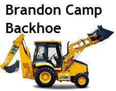 Brandon Camp Backhoe